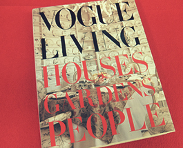 VOGUE LIVING HOUSES,GARDENS,PEOPLEの画像