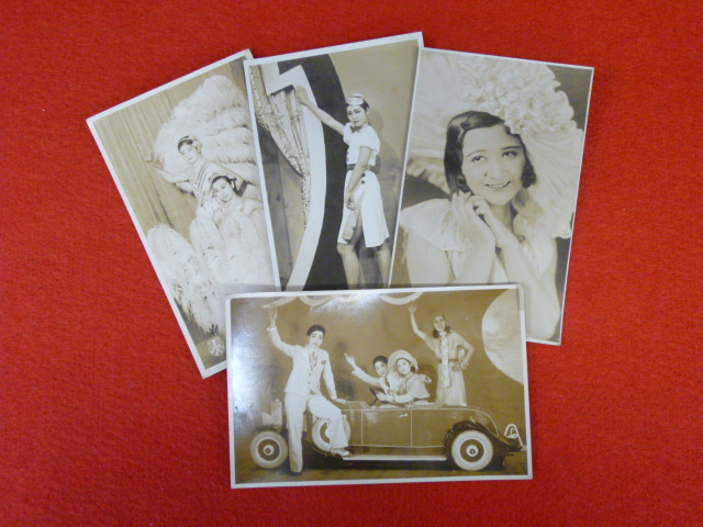 古いポストカードの買取は小川書店へ【宝塚少女歌劇團・他】の画像