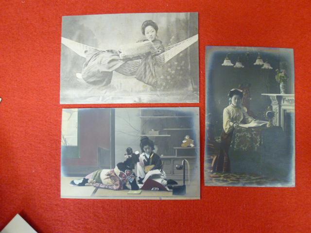 明治大正時代の絵葉書を買い取りますの画像