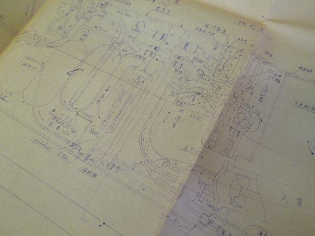 戦前戦争史料【93式 61cm酸素魚雷図】の画像
